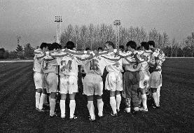 اردوی آمادهسازی تیم ملی قبل از جام جهانی ۹۸/عکس