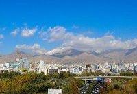 آخرین وضعیت کیفیت هوای پایتخت در آخرین جمعه تابستان