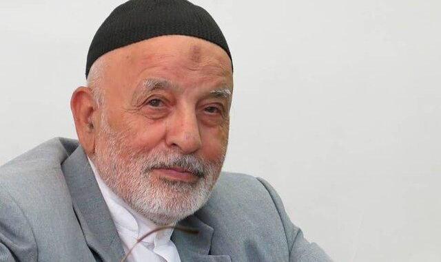درگذشتِ حاج علی شمقدری