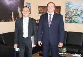 دیدار سفیر جدید ایران در بوسنی و هرزگوین با یک مقام وزارت خارجه این کشور