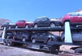اجرای طرح سراسری مقابله با خودروهای شوتی/توقیف ۹۲۲ خودرو
