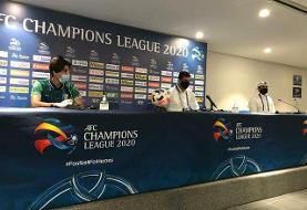 بازیکن الشرطه: میخواهیم از اعتبار فوتبال عراق دفاع کنیم