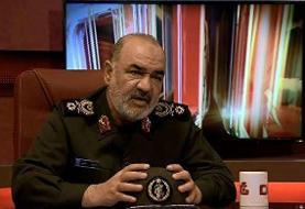 فرمانده کل سپاه به تلویزیون میرود