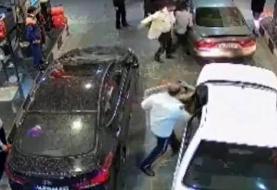 واکنش نیروی انتظامی به فیلم ضرب و شتم یک راننده توسط مأموران پلیس
