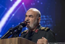 فرمانده سپاه: هرکس را که در کشتن سلیمانی دست داشته خواهیم زد