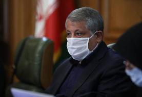 هاشمی: شهرداری محافظهکاری میکند/پیاده روهای پایتخت از طلا هستند