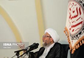 رئیس مجمع تشخیص مصلحت نظام: آیتالله ممدوحی عمر خود را صرف تبلیغ اسلام کرد