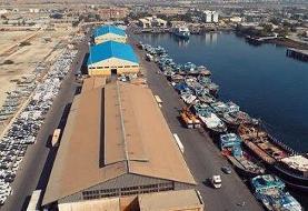 صدور چهارمین محموله غیرنفتی از بندرسیریکِ هرمزگان به عمان