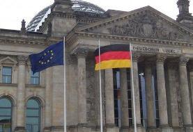 تورم آلمان منفی شد