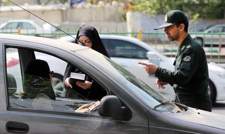 نیروی انتظامی باز به حجاب گیر داد! طرح ناظر۱ در خودرو، ناظر ۲ در پاساژ ها و ناظر ۳ و ۴ در پارک، پیاده رو و فضای مجازی