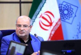 هشدار زالی: شرایط تهران کاملا قرمز است