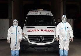 خبر استفاده مسئولان از آمبولانسهای خصوصی صحت ندارد