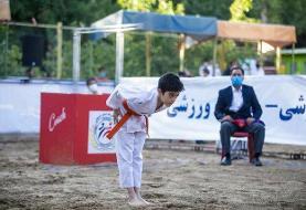 برگزاری اولین دوره رقابتهای کاراته پس از شیوع کرونا در اصفهان