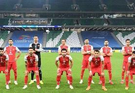ترکیب پرسپولیس مقابل الدحیل قطر مشخص شد