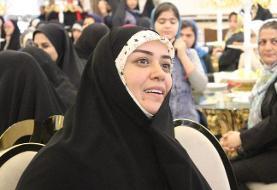 مهاجرت الهام چرخنده و همسرش سید محمد درویشی به عراق