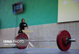 دختران وزنهبردار از پسران جلو میزنند؟