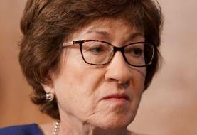 Susan Collins says the president elected on November 3 should be the one to pick the next ...