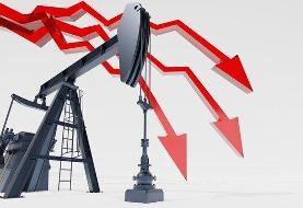 روند نزولی قیمت نفت تشدید شد