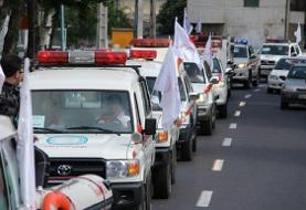 صدور مجوز واردات ۹۰۰ دستگاه خودرو عملیاتی مورد نیاز هلالاحمر