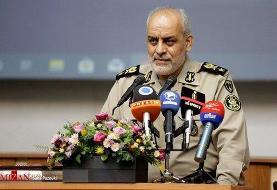 واکنش فرمانده دافوس به چنگ و دندان نشان دادن آمریکا برای ایران