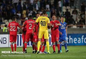 اعلام ترکیب اصلی الدحیل قطر برای بازی با پرسپولیس