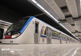 بهره برداری آزمایشی از ورودی اصلی ایستگاه مهدیه در خط ۷ مترو