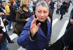 داستان دو زن که در برابر پوتین و لوکاشنکو ایستادهاند