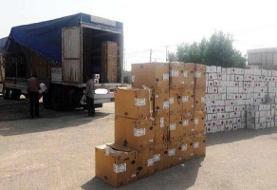 کشف محموله قاچاق ۱۵ میلیارد ریالی در آزادراه پل زال