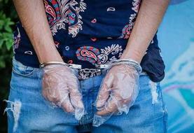 کشف ۲۵۰ جفت کتونی سرقتی بلافاصله پس از سرقت