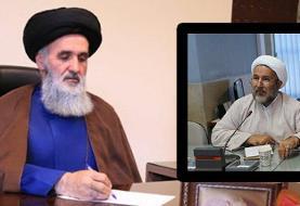 پیام تسلیت آقاجانپور در پی درگذشت رئیس اداره عقیدتی سیاسی سازمان