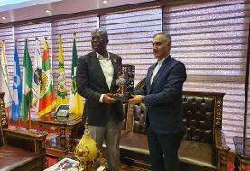 رایزنی سفیر ایران با وزیر نفت نیجریه