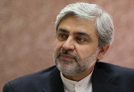 دیدار سفیر ایران در پاکستان با سخنگوی وزارت خارجه این کشور