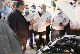 وزارت صمت: موضوع احتكار خودرو در گروه خودروسازی سایپا منتفی است