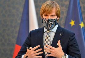 استعفای وزیر بهداشت جمهوری چک در بحبوحه شیوع کرونا