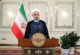 توئیت روحانی بعد از سخنرانی مجازی در مجمع عمومی سازمان ملل