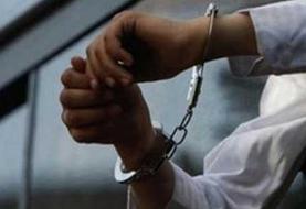 عامل شهادت رئیس پلیس مبارزه با مواد مخدر فهرج دستگیر شد