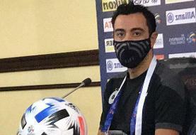 درخواست «ژاوی» از بازیکنان السد و آنالیز ویدئویی پرسپولیس