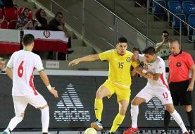 ایران به دنبال بازی رفت و برگشت با تیم فوتسال برزیل
