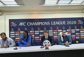 سرمربی الهلال: ظالمانهترین تصمیم را علیه ما گرفتند/ میخواهند تیم دیگری قهرمان شود