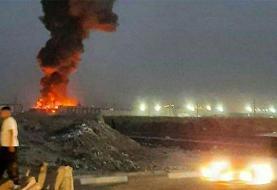جزئیات کامل آتش سوزی در کارخانه لبنیات میهن