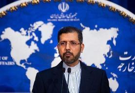 کنایه سخنگوی وزارت خارجه ایران به ترامپ
