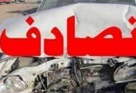 سه کشته در تصادف پژو با پراید در دهلران