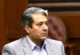 مبینی: هزینه بلیت اعزام حدادی با فدراسیون است/ وظیفه دارم از او حمایت کنم