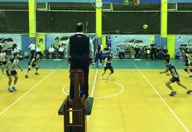 سومین باخت پیکانیها در لیگبرتر والیبال