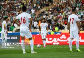 تیمملی ایران در ترکیه با مالی بازی میکند
