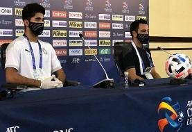 ژاوی: رویارویی با سپاهان برای هر تیمی در آسیا دشوار است