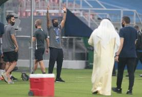 AFC الهلال را از لیگ قهرمانان آسیا کنار گذاشت
