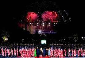 Trump Campaign Spent Nearly Half a Million on Fireworks