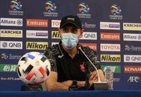 گلمحمدی: باشگاه در اشتباهات داوری علیه تیم منفعل بود/ فردا برای سه امتیاز به میدان میرویم