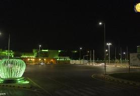 (تصاویر) عربستان سبز شد